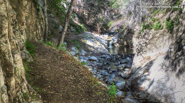 Arroyo Seco downstream of Switzer Falls