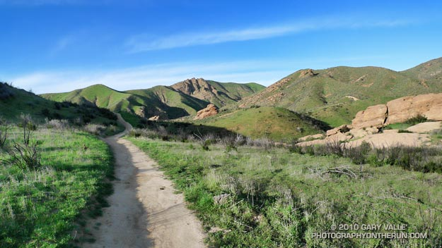 The Chumash Trail, Simi Valley, California