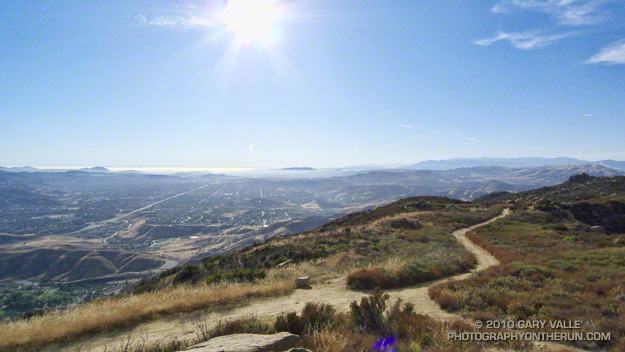 Simi Valley from Rocky Peak