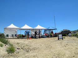 2019 ANFTR Josephine Aid Station